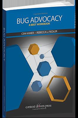 Bug Advocacy course book